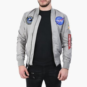 Alpha Industries MA-1 TT NASA Reviersible II 186101 31