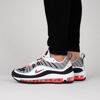 Scarpe da donna sneakers Nike Air Max 98 Solar Red AH6799 104