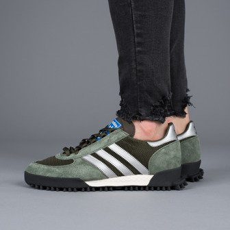 "Scarpe da donna sneakers adidas Originals Marathon TR ""Base Green"" BB6803"