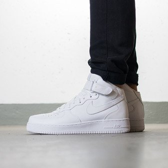 Scarpe da uomo sneakers NIKE AIR FORCE 1 MID 315123 111