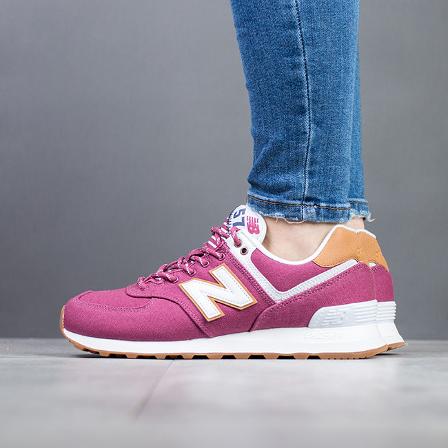 SCARPE DONNA SNEAKERS NEW BALANCE WL574SYF