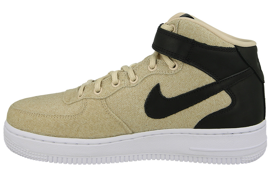 hot sale online 616ca 32896 ... coupon buty damskie sneakersy nike air force 1 07 mid leather premium  857666 5ba85 9adb4