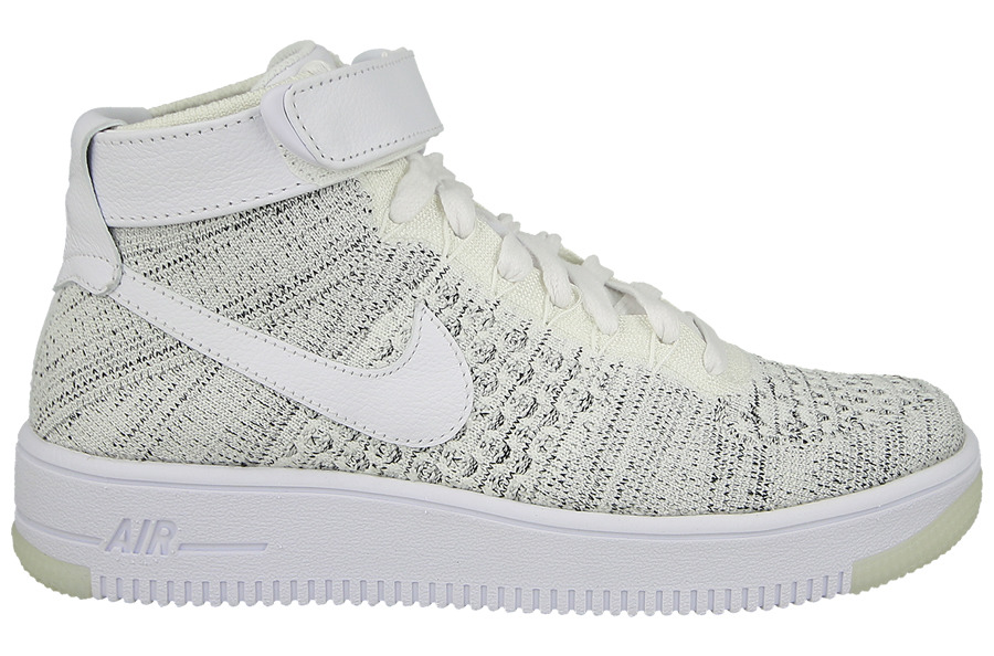 premium selection 1eab1 e323b ... inexpensive buty damskie sneakersy nike air force 1 flyknit 818018 101  93072 a5038