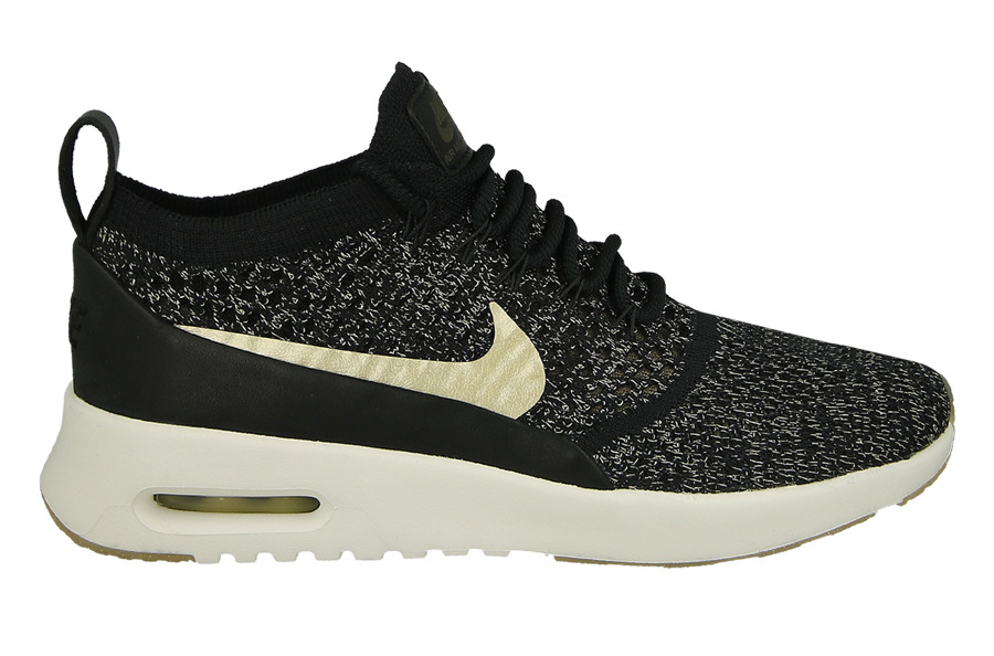 Nike Air Max Thea Knit Port WineParticle PinkSchwarz