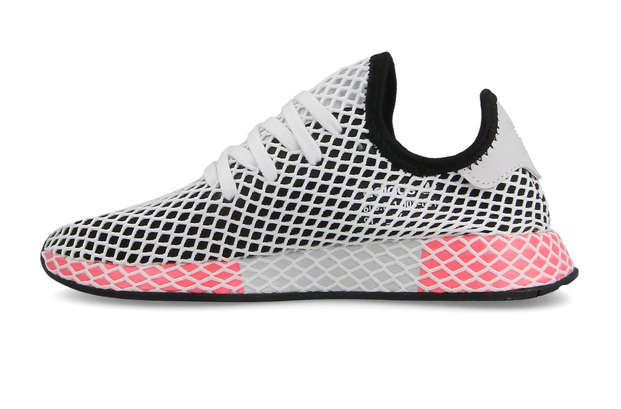 the latest 817f2 eac01 ADIDAS Originals deerupt Runner Sneaker Scarpe da donna nero cq2909