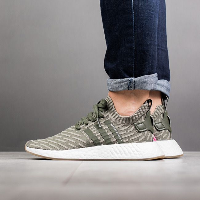 ... Scarpe da donna sneakers adidas Originals Nmd_R2 Japan Primeknit BY9953 ...
