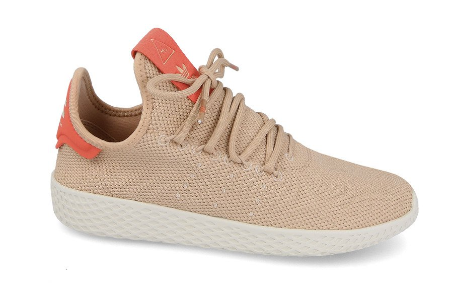SCARPE DONNA SNEAKERS ADIDAS ORIGINALS PARRELL WILLIAMS TENNIS HU DB2564