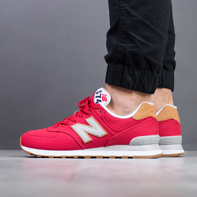 SCARPE UOMO SNEAKERS NEW BALANCE ML574YLA