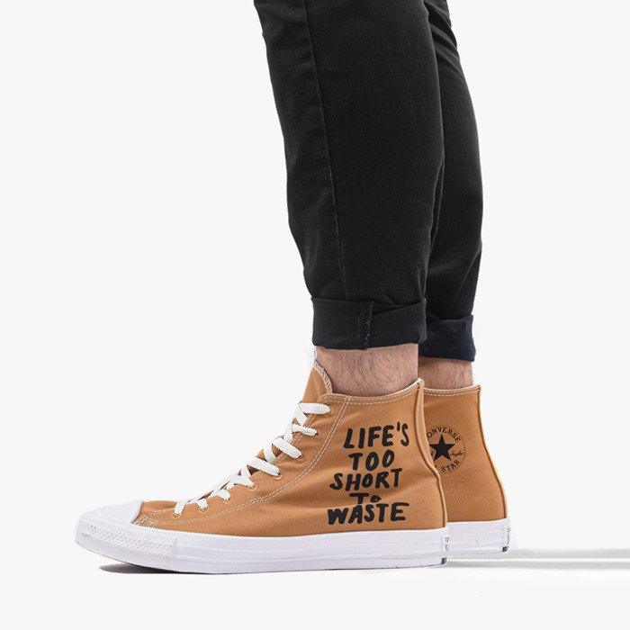 Converse Chuck Taylor All Star Recycle Hi Renew Pack 164918C