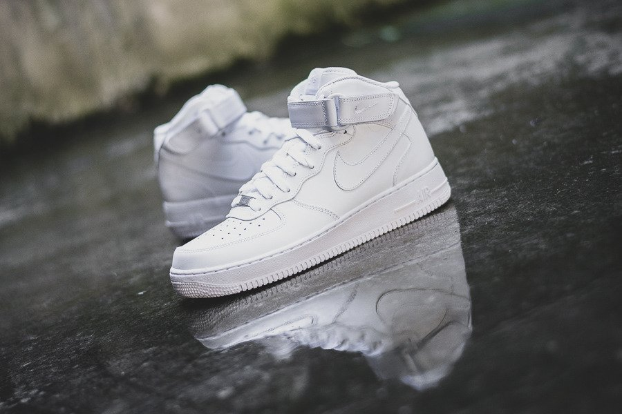 separation shoes fb4e3 0e8d0 ... NIKE AIR FORCE 1 MID 315123 111 ...