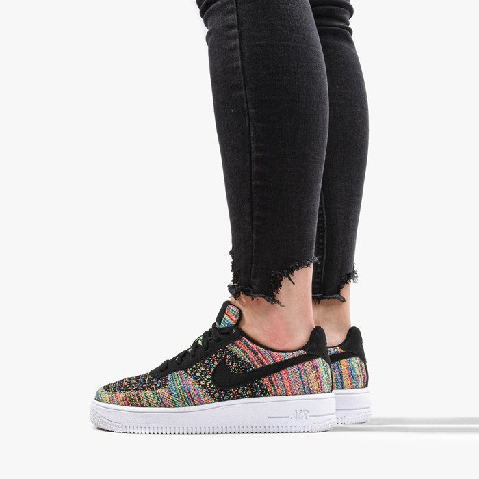 Nike Air Force 1 Flyknit 2.0 (GS) BV0063 002 | WIELOKOLOROWY