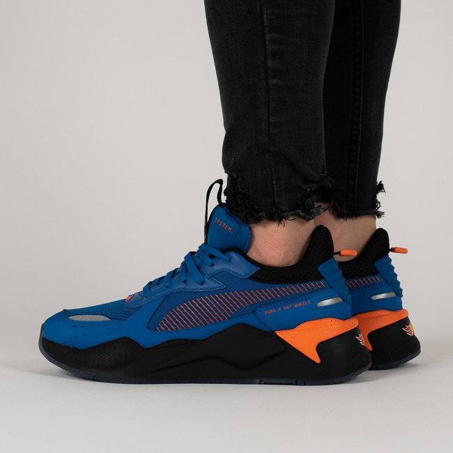 Puma RS X Toys Hot Wheels 370725 01 | WIELOKOLOROWY || blu