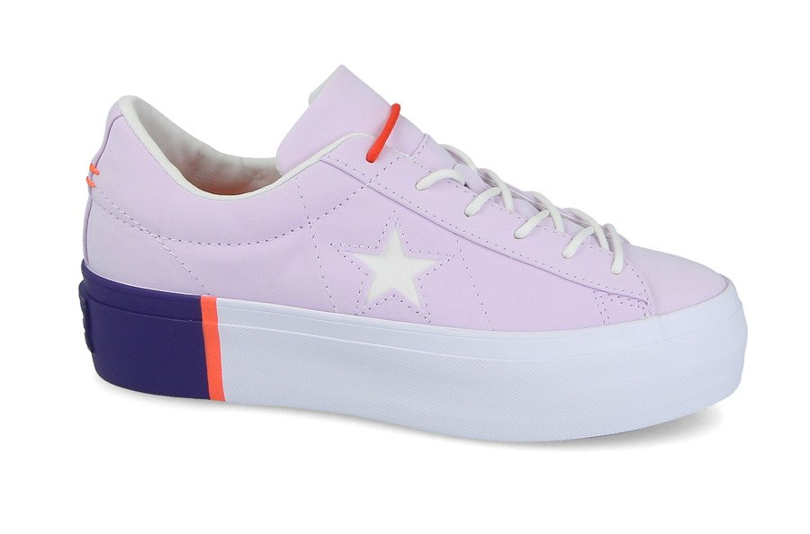 Scarpe da donna Converse One Star Platform Colorblock 559902C