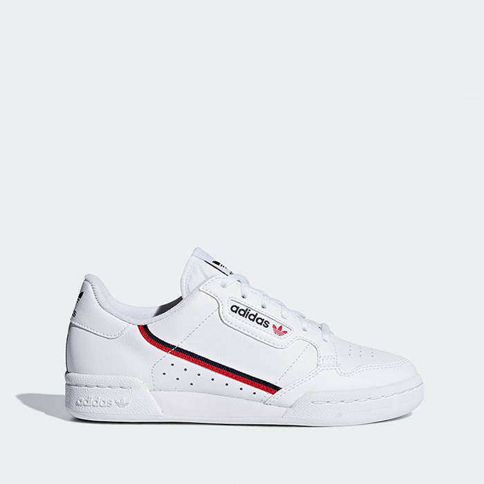 Scarpe da donna sneakers adidas Originals Continental 80 J ...