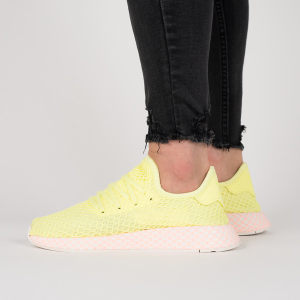best website 84a9e 97b6d ... Scarpe da donna sneakers adidas Originals Deerupt Runner W B37599 ...