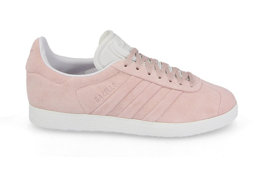 SCARPE DONNA SNEAKERS ADIDAS ORIGINALS GAZELLE STITCH AND TURN BB6708
