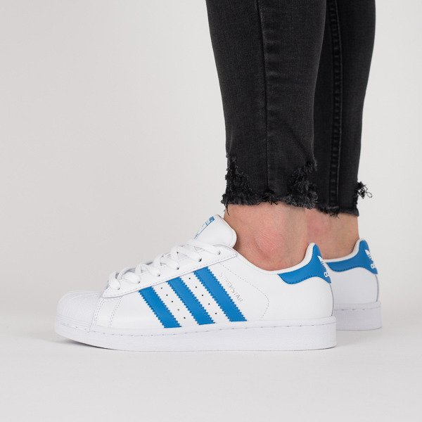 cheaper ae3ad 86b50 ... Scarpe da donna sneakers adidas Originals Superstar Foundation S75929  ...