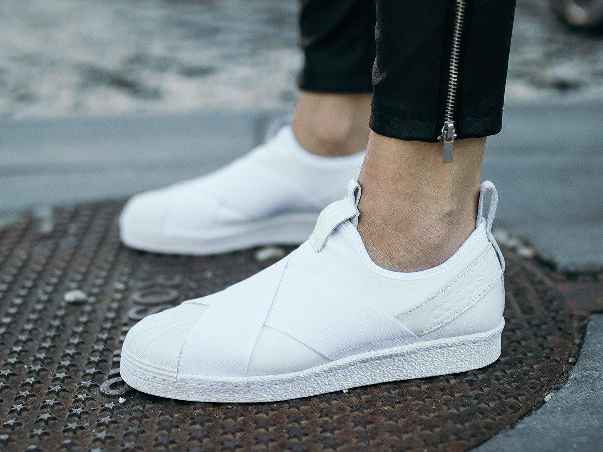 Vendite in Italia | Adidas Donna Originals Superstar Slip On