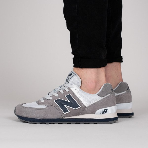 SCARPE UOMO SNEAKERS NEW BALANCE ML574ESD