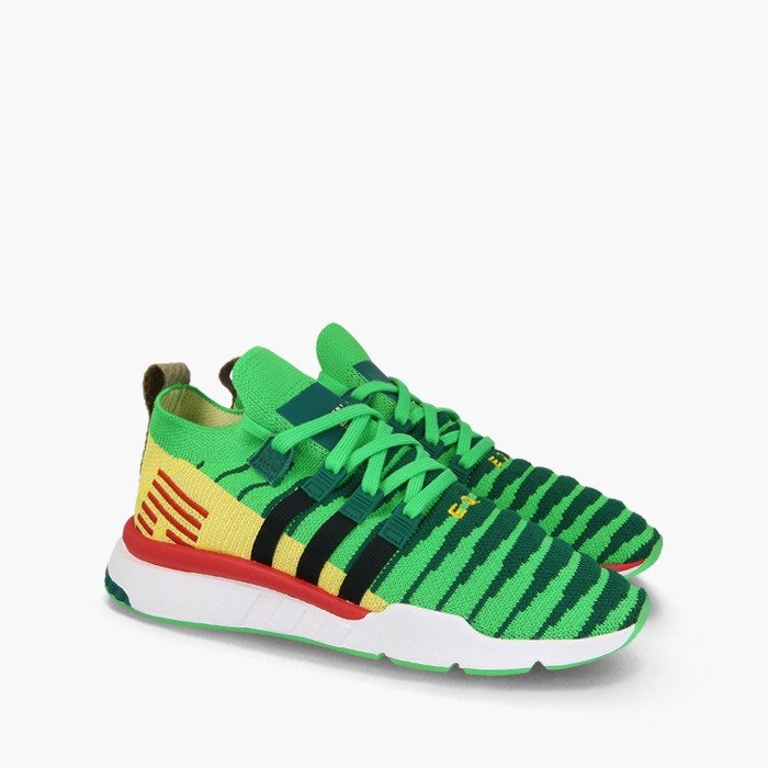 4c3a54fa1 Scarpe da uomo sneakers adidas Originals Dragon Ball Z Shenron Equipment  EQT Support Mid ADV D97056