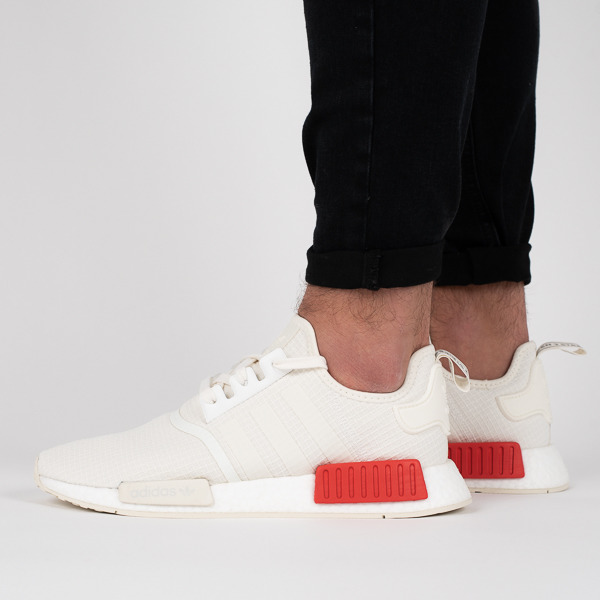 new product 60572 9f3d0 ... Scarpe da uomo sneakers adidas Originals Nmd R1 B37619 ...