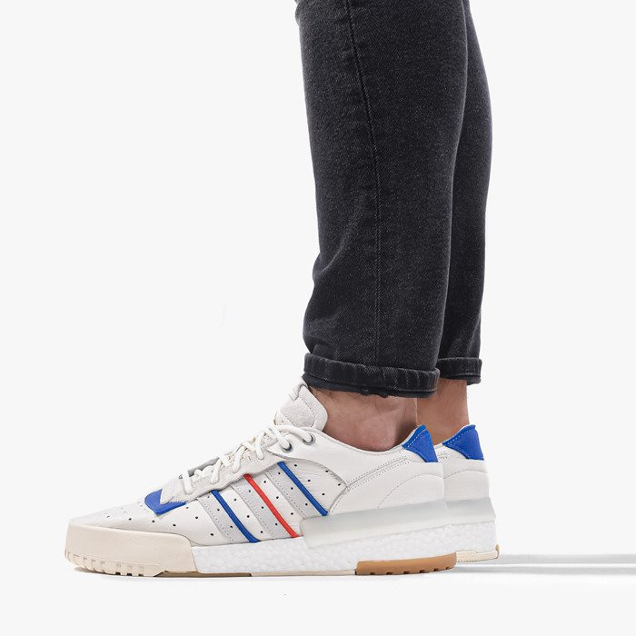 adidas Originals Rivalry RM LOW EE4986 | bianco || bordeux