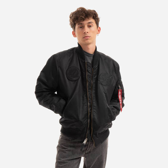 Alpha Industries MA-1 Vf Nasa 166107 404