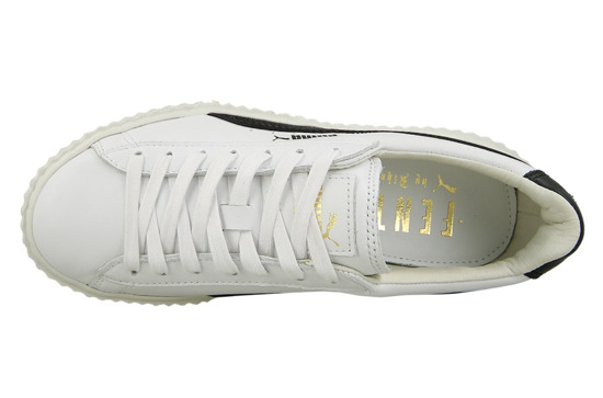 "Buty damskie sneakersy Puma Creeper x Fenty by Rihanna ""White & Black"" 364462 01"