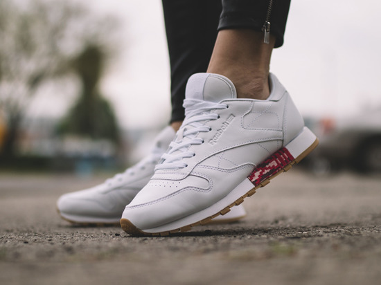 Reebok Classic Leather Old Meets BD3156