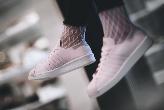 "Scarpe da donna adidas Originals Superstar 80s Decon ""Icey Pink"" BZ0500"