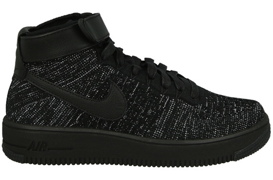 Scarpe da donna sneakers Nike Air Force 1 Flyknit 818018 002