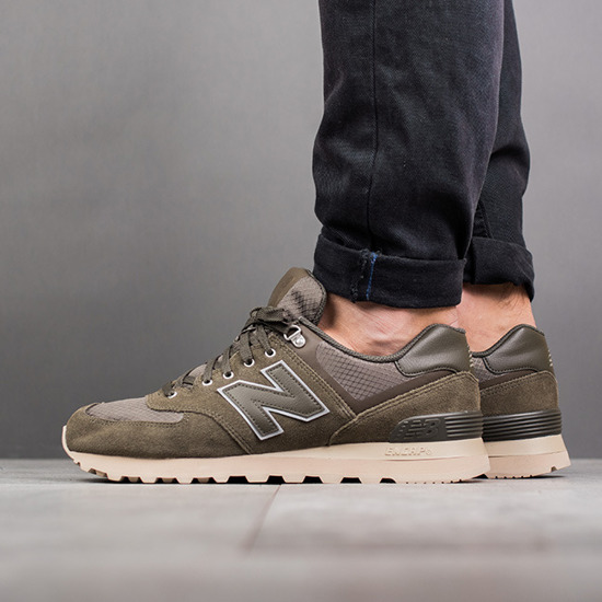 Scarpe da uomo sneakers New Balance ML574PKT