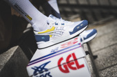 "Asics Gel-Lyte OG ""White/Blue"" HN7F6 0101"