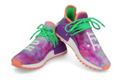 "Scaroe da donna adidas Originals NMD Holi ""Tie-Dye"" AC7034 x Pharrell Williams Human Race"