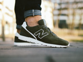 "Scarpe da uomo sneakers New Balance ""Reengineered"" MRL996DZ"